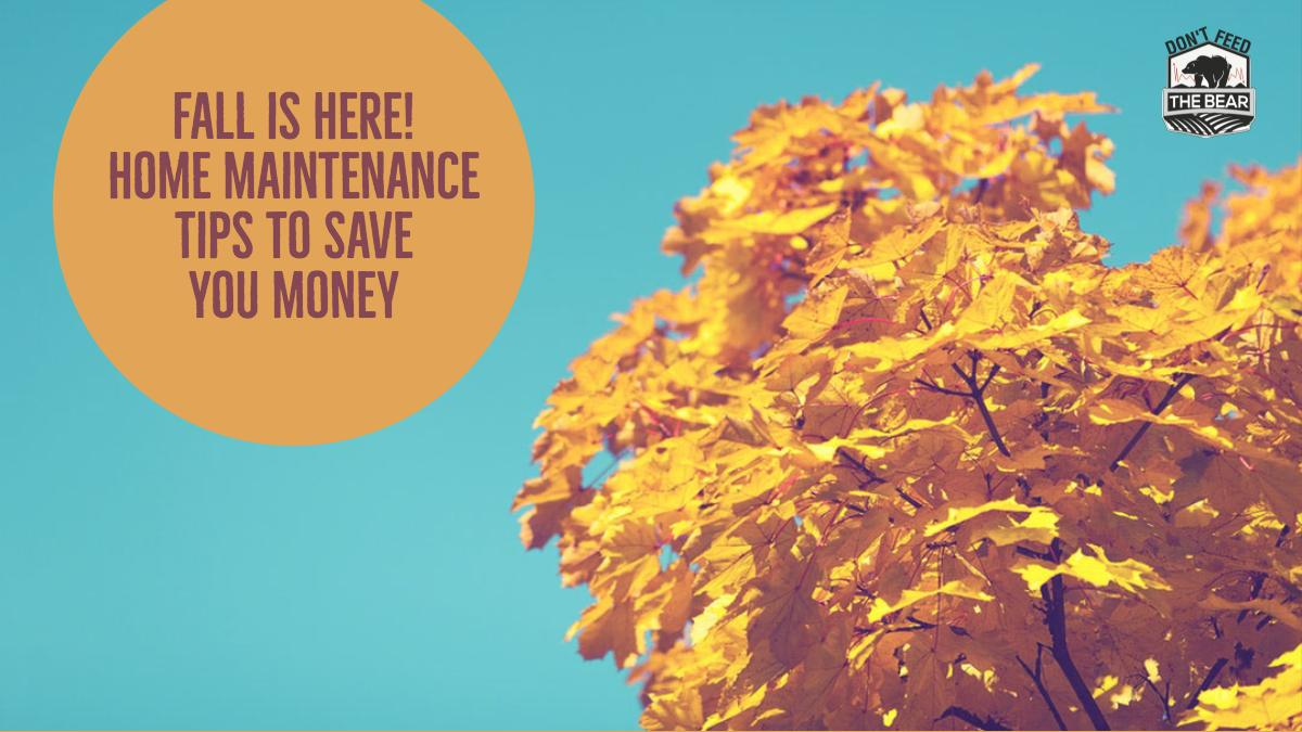 Fall Home Maintenance Tips Thumbnail