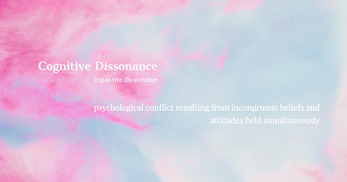 Dental Practice & Financial Planning Practice Analogy #3: Cognitive Dissonance Thumbnail