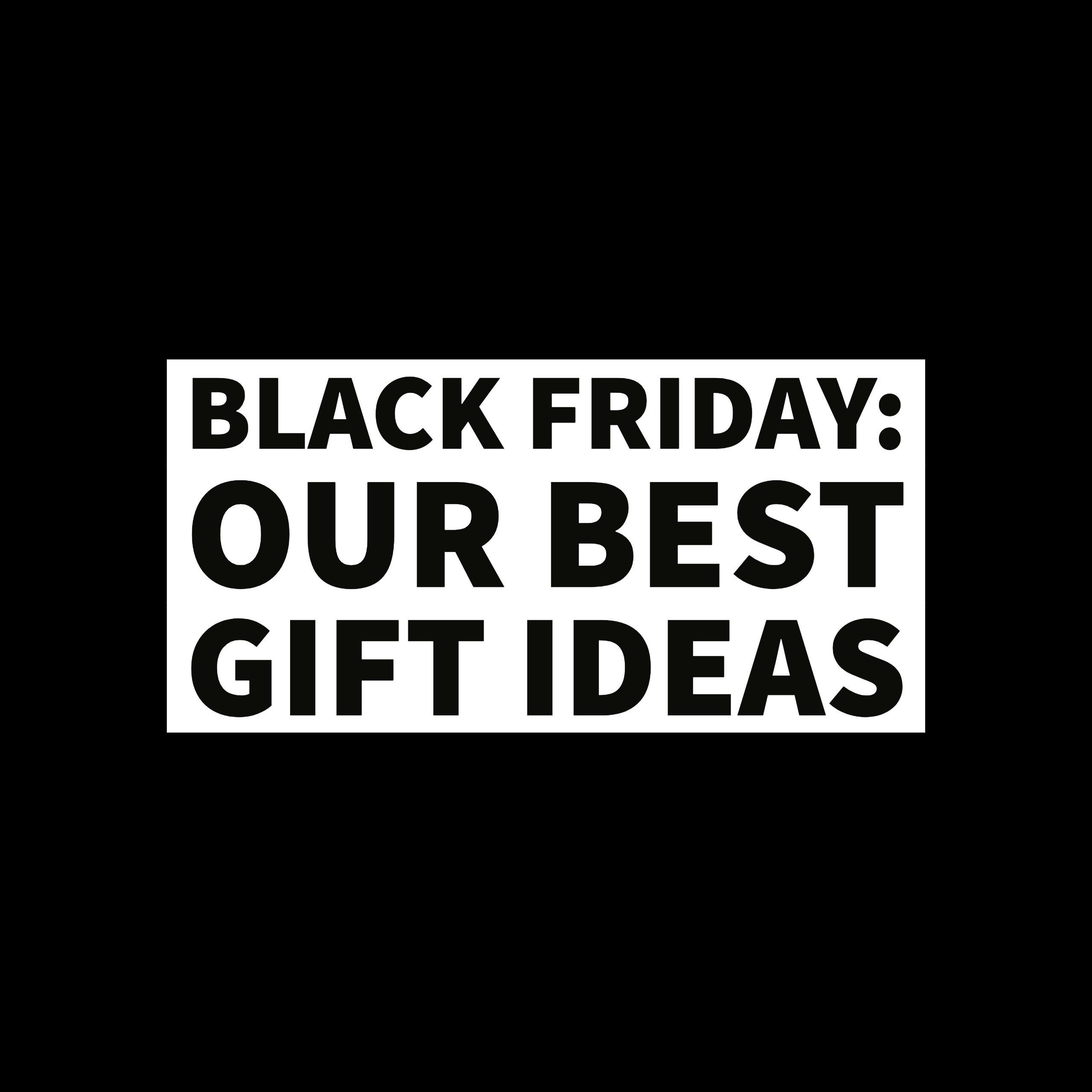 Life Changing Black Friday Deals Thumbnail