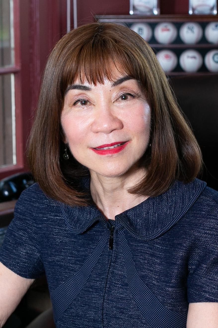 Nancy Tani, CFP®, JD, MBA Photo