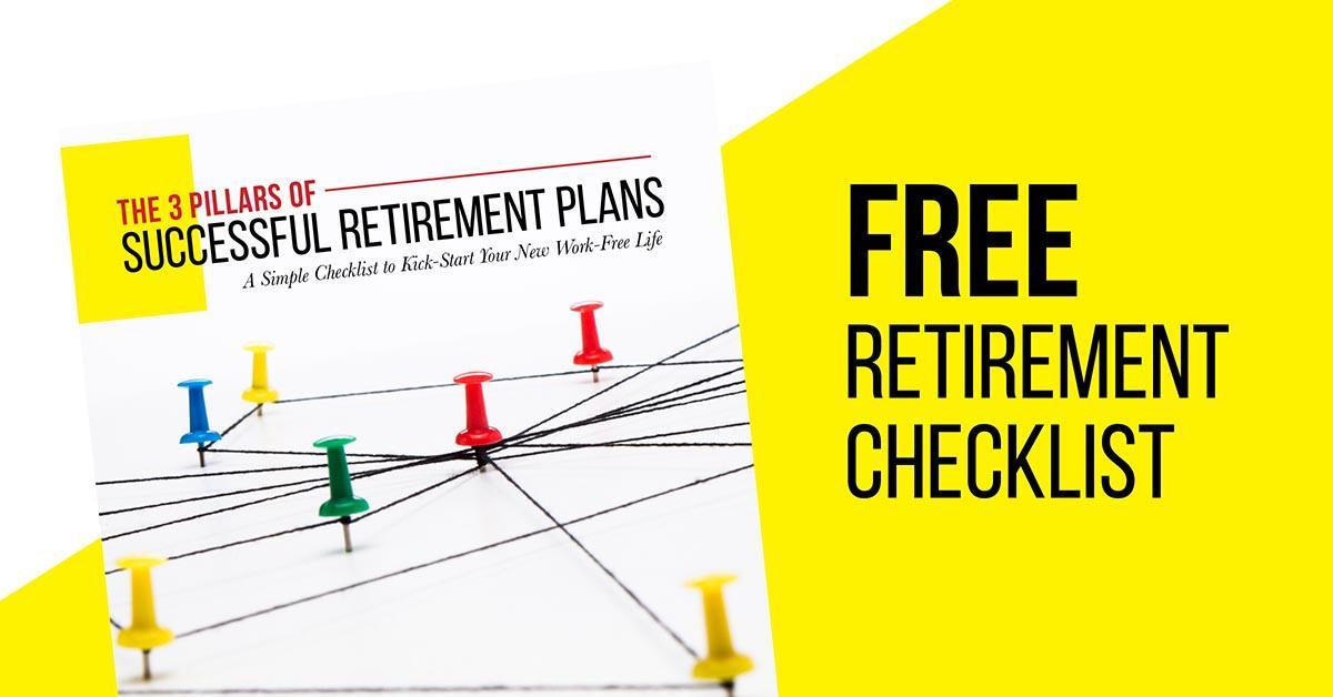 Free Retirement Checklist Thumbnail