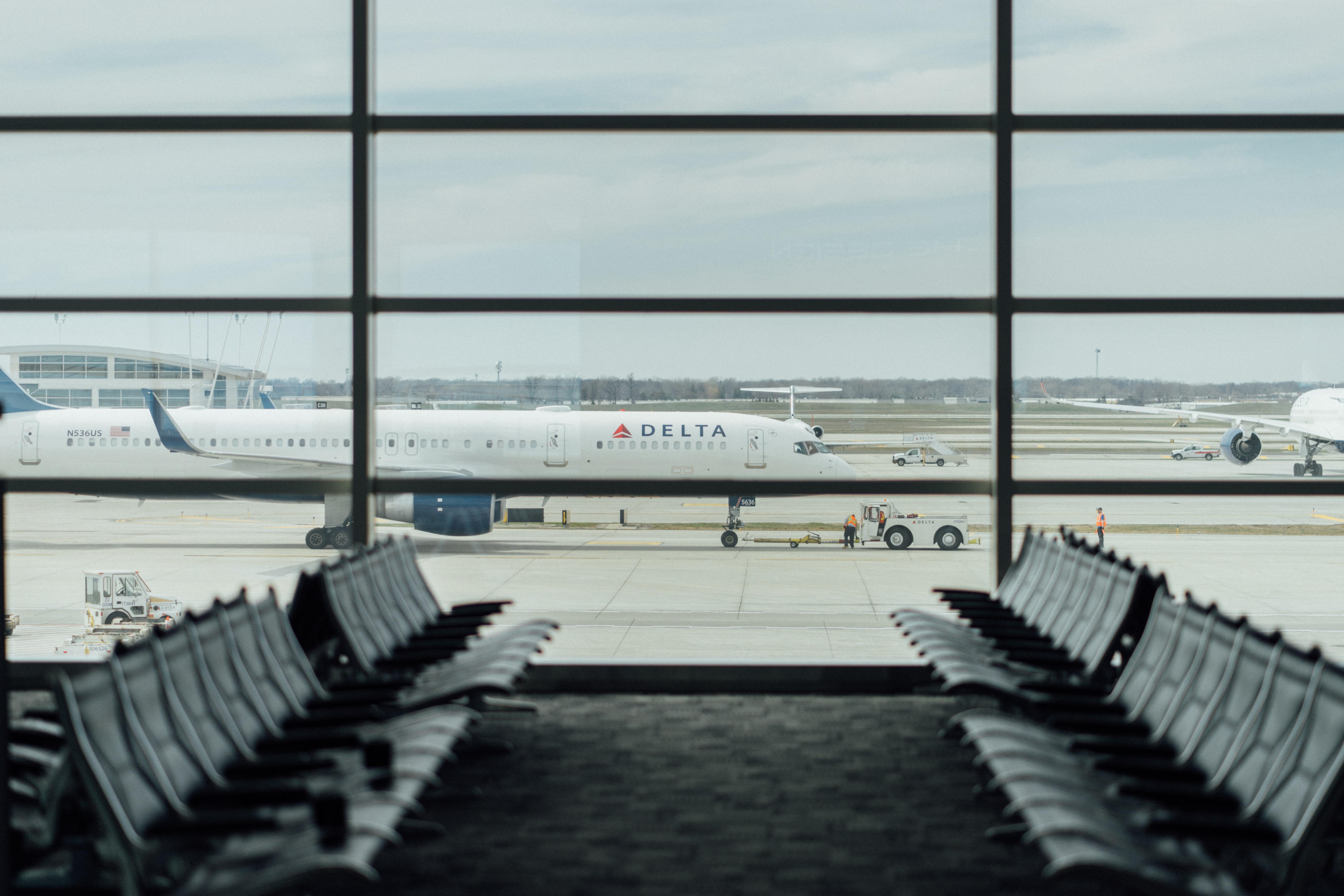 Delta airlines icon