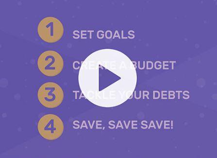 [Video] 4 Tips for Better Money Management Thumbnail