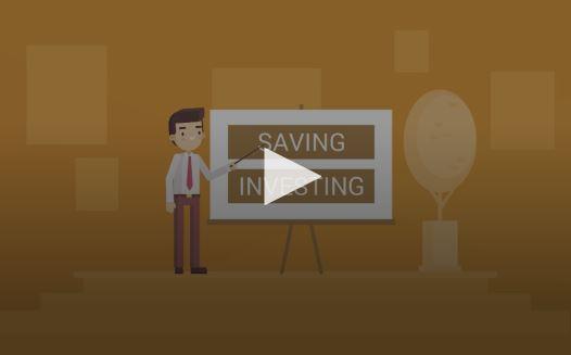 [Video] Saving vs. Investing Thumbnail