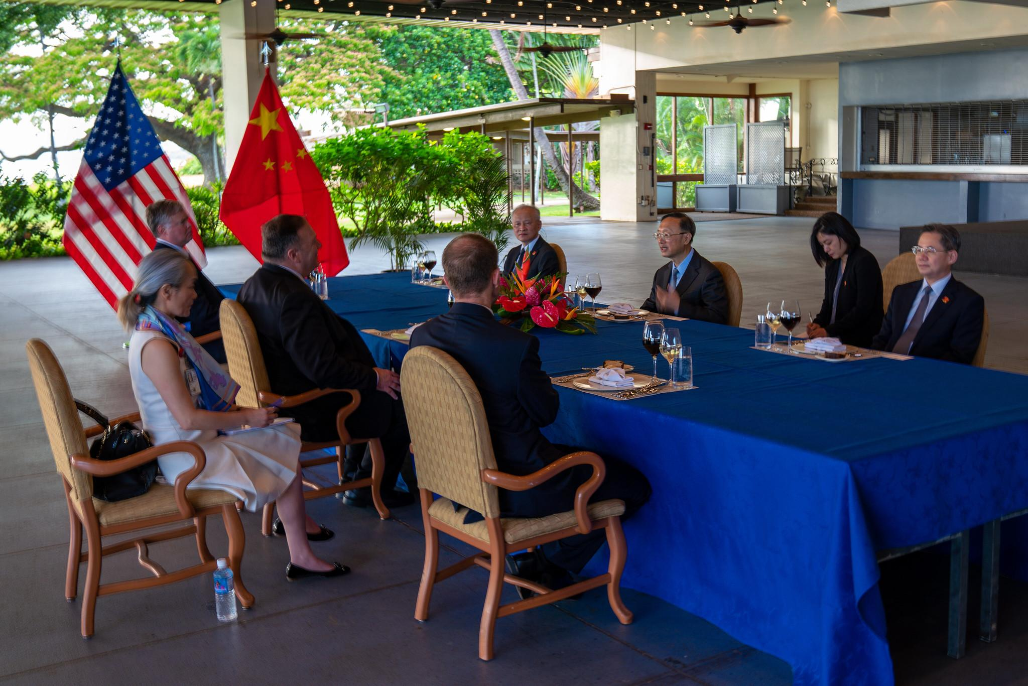 What Happened at the US-China Meeting in Hawaii? Thumbnail
