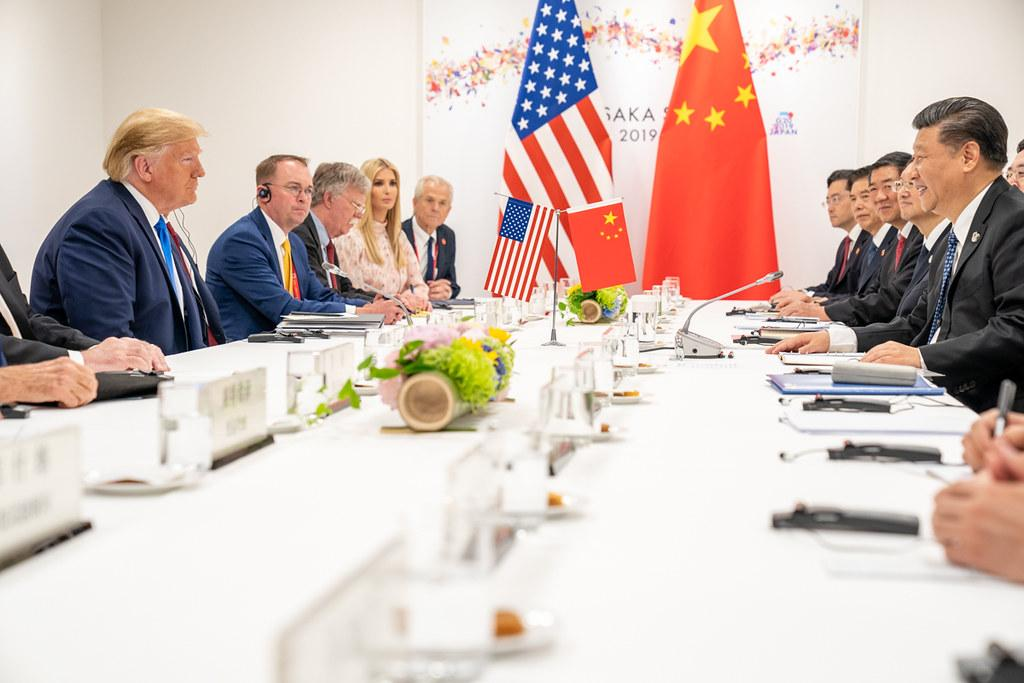 Thucydides' Trap: US-China Relations in the wake of COVID-19 Thumbnail