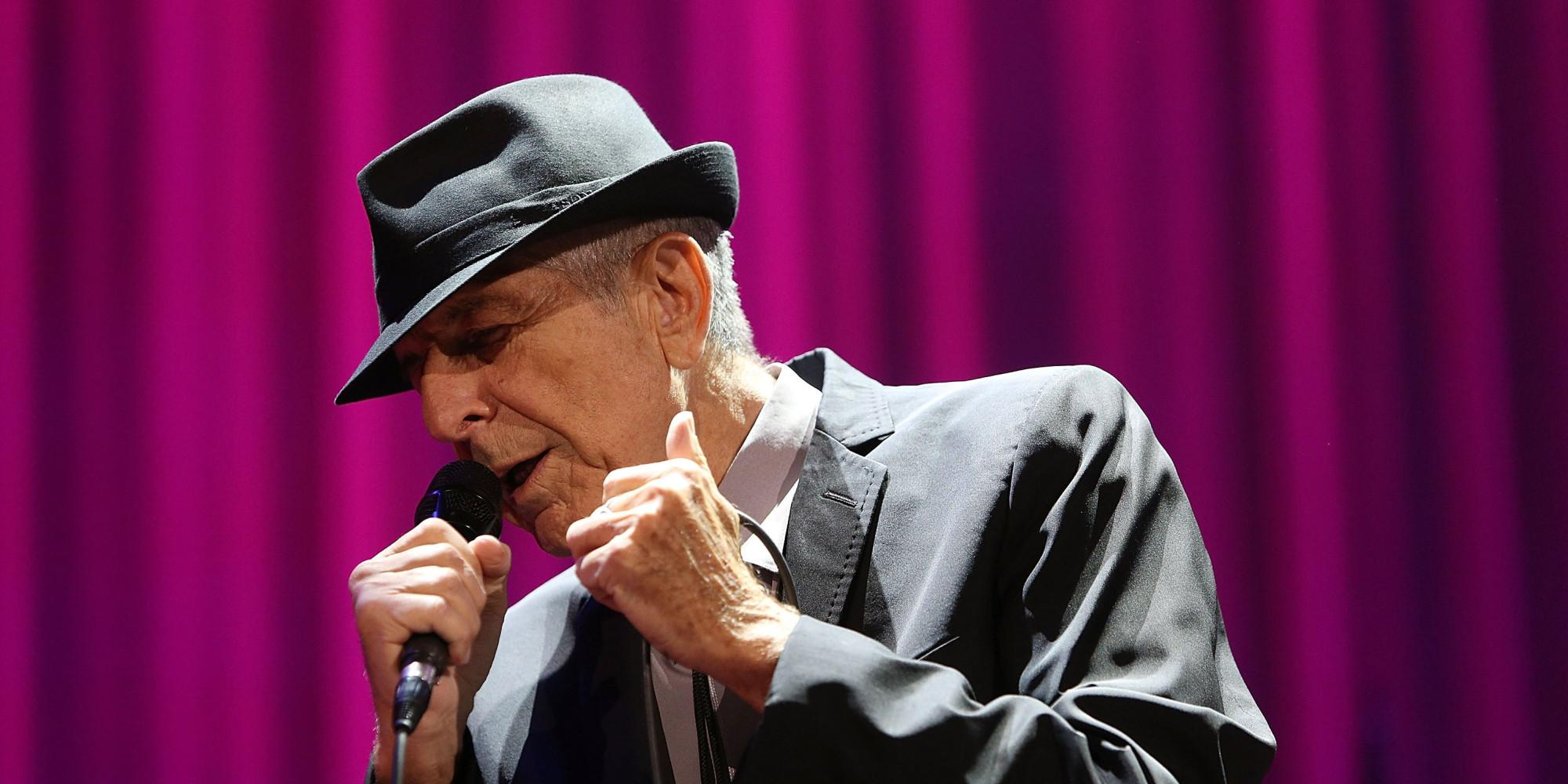 Leonard Cohen: Lessons from a master in the art of aging Thumbnail
