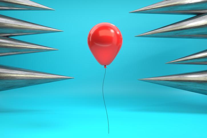 Deflation: Finding joy in an uncertain world Thumbnail
