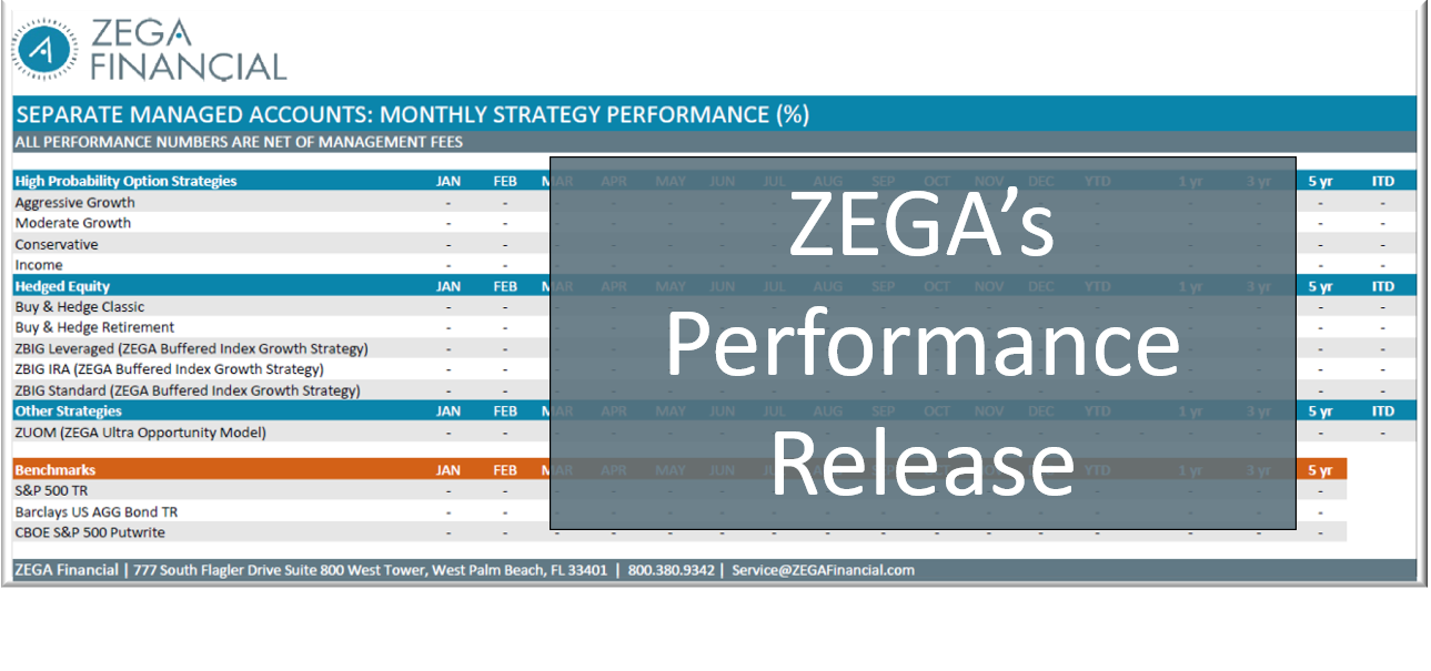 ZEGA's January 2021 Performance Numbers Release Thumbnail
