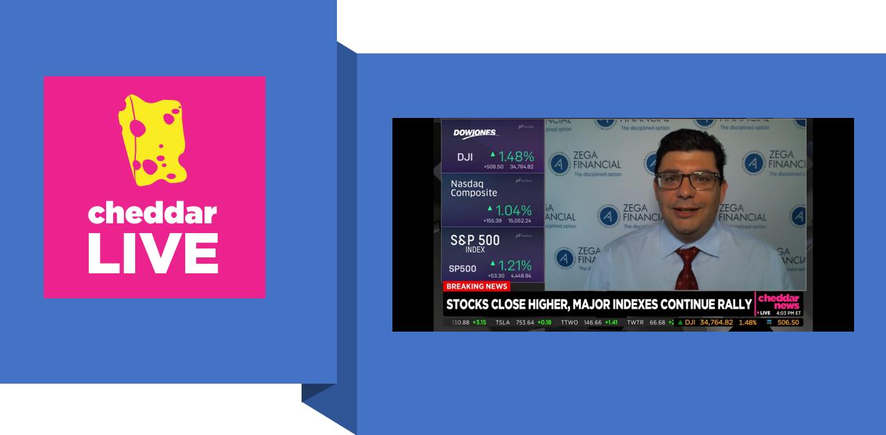 Jay Pestrichelli Live on Cheddar News To Discuss Key Market Themes Thumbnail