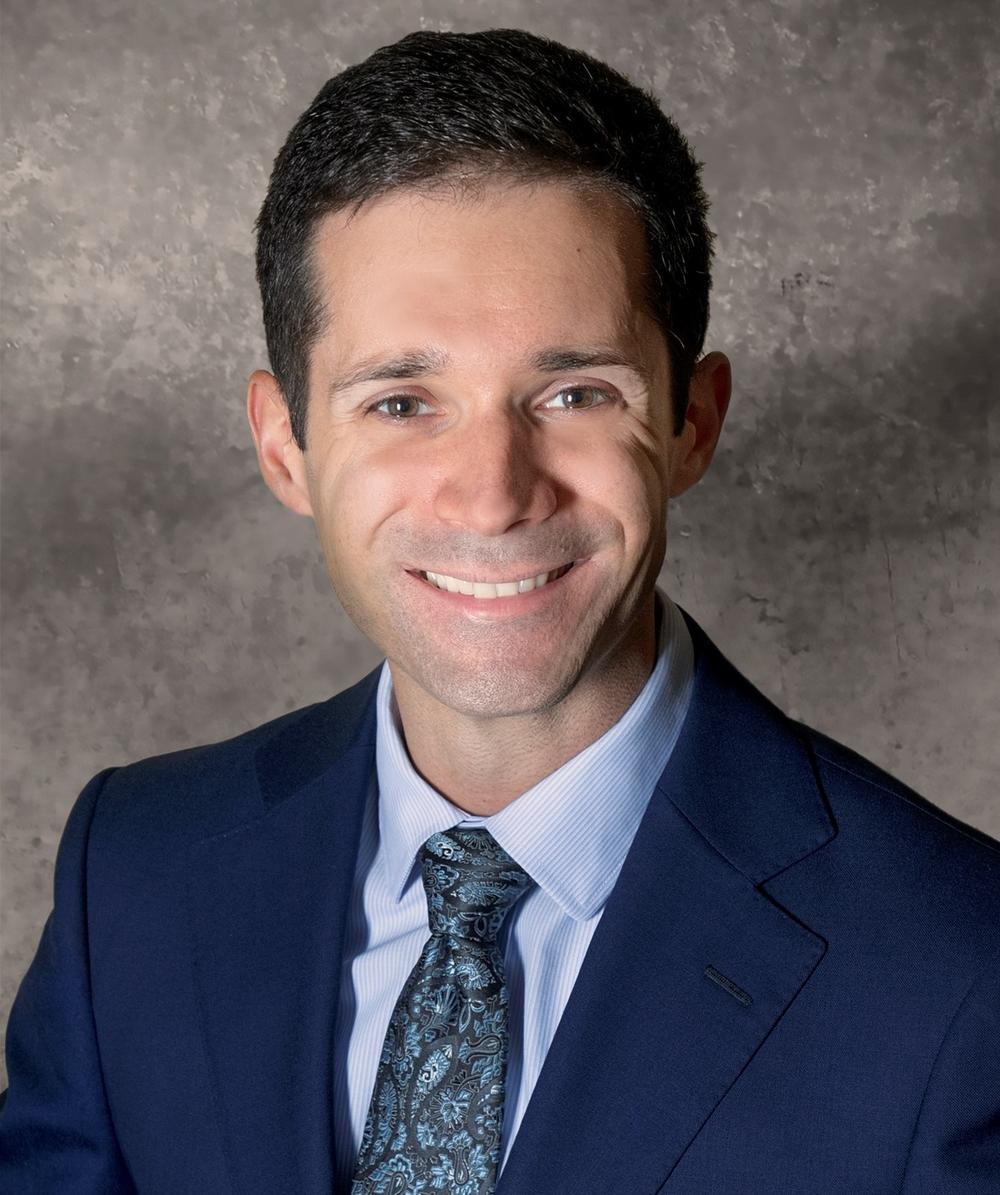 David Tenerelli, Candidate for CFP® Certification Photo