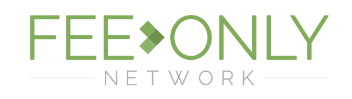 Fee-Only Network logo