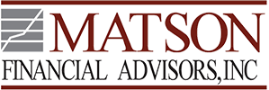 Matson Financial Advisors, Inc.