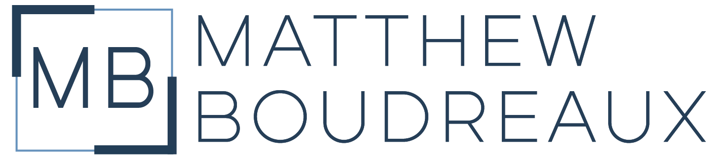 Matthew Boudreaux | Financial Advisor
