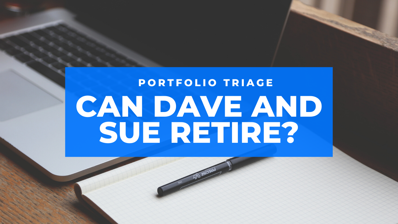 Can Dave and Sue Retire?  Retirement Decisions after a Market Downturn Thumbnail