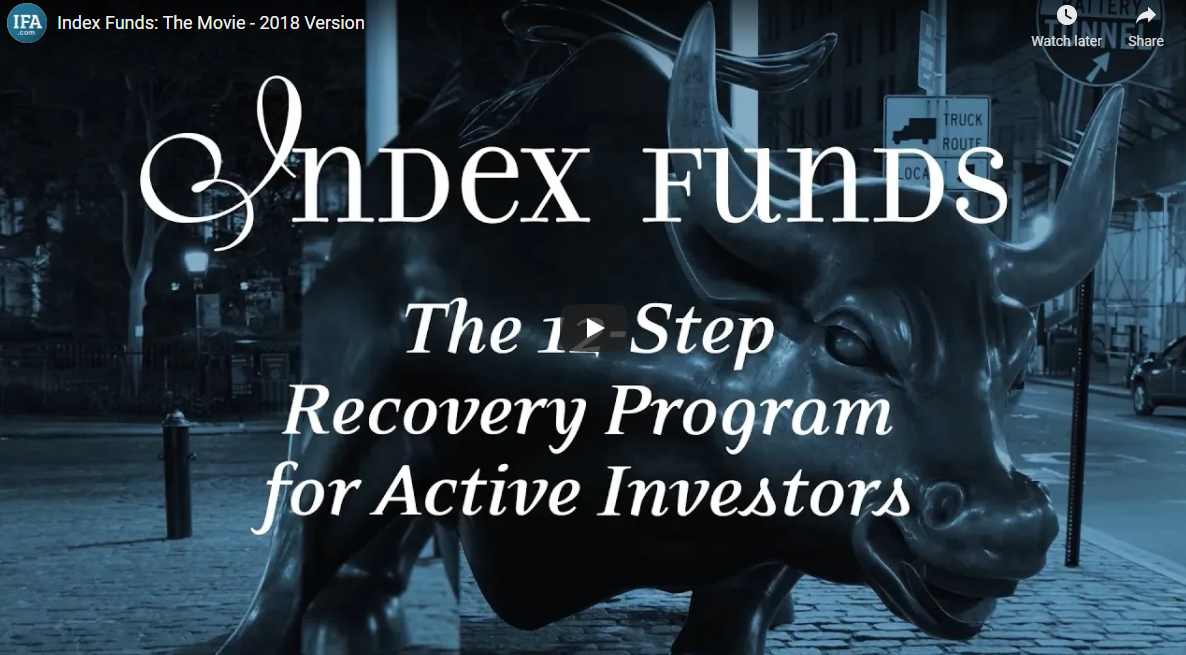 Index Funds - The Movie by IFA Thumbnail