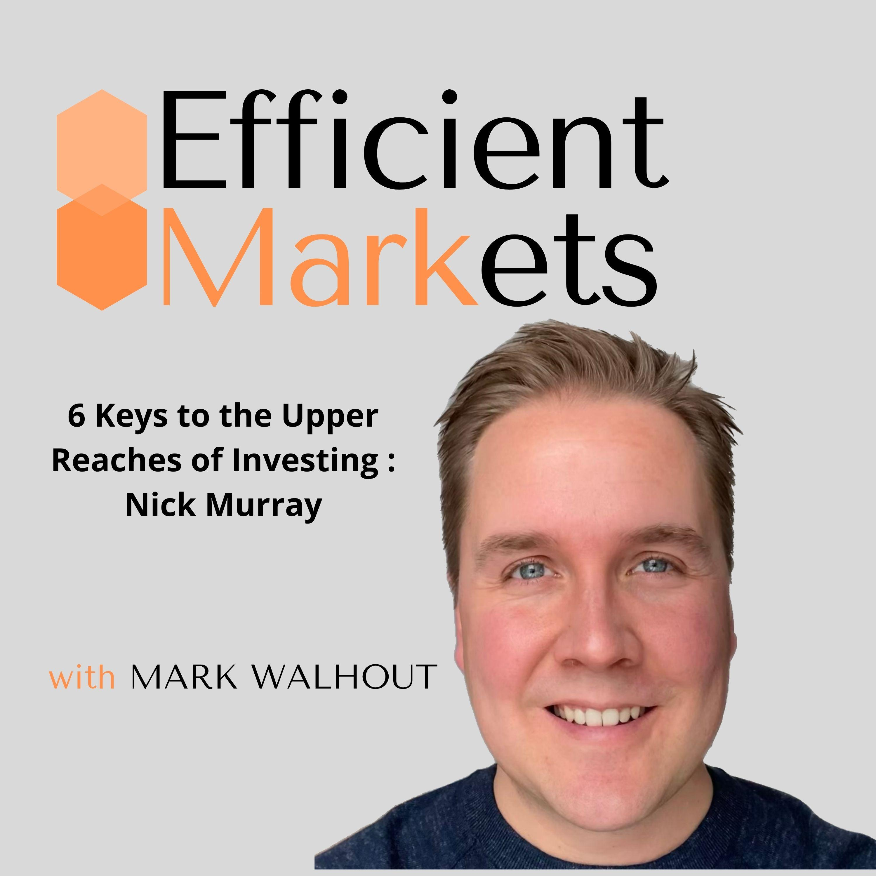 6 Keys to the Upper Reaches of Investing : Nick Murray Thumbnail