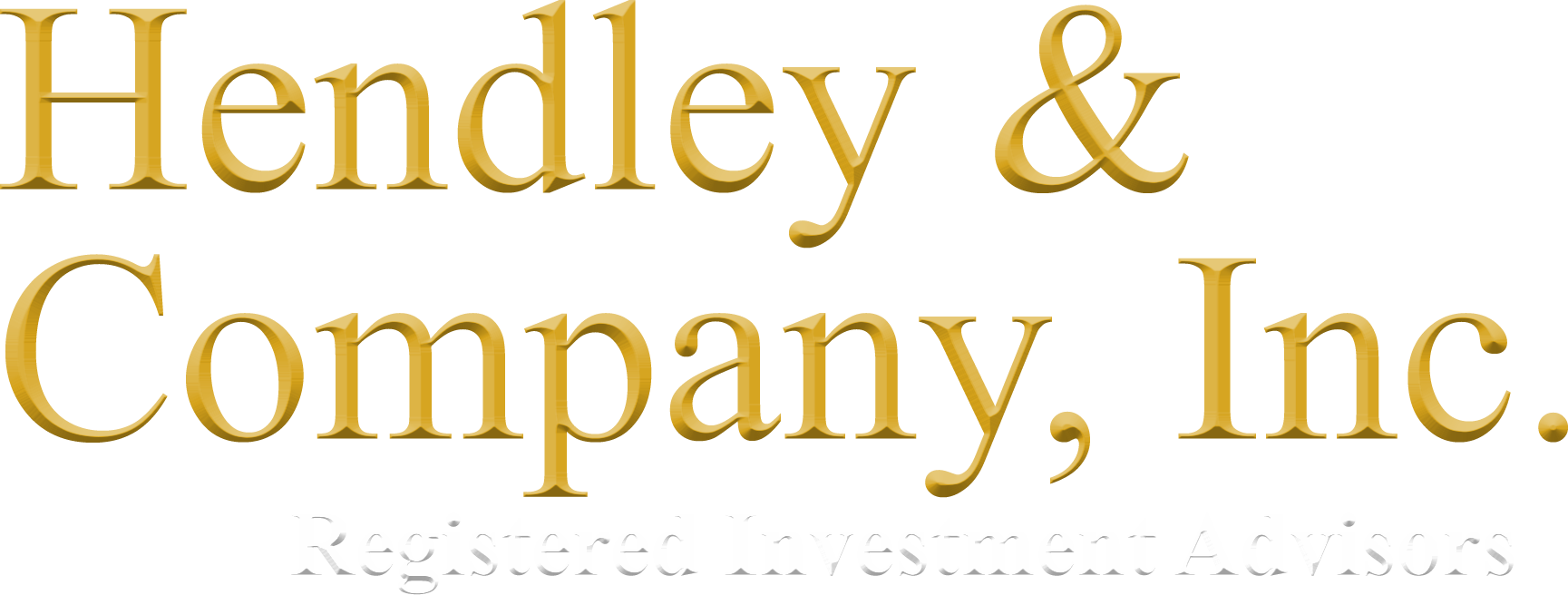 Hendley & Company, Inc.