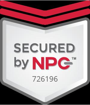 Secured by NPC