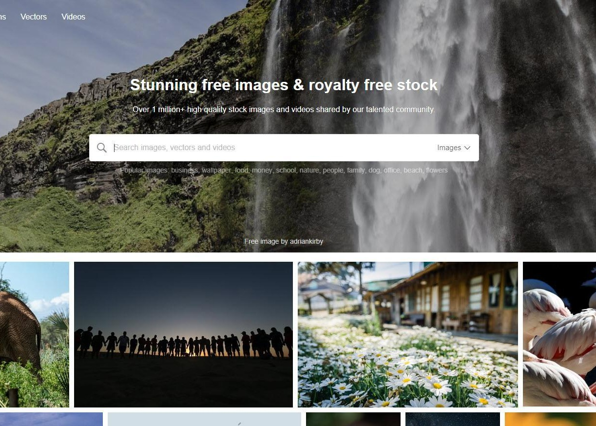 Finding Images to use on your site (5min) Thumbnail