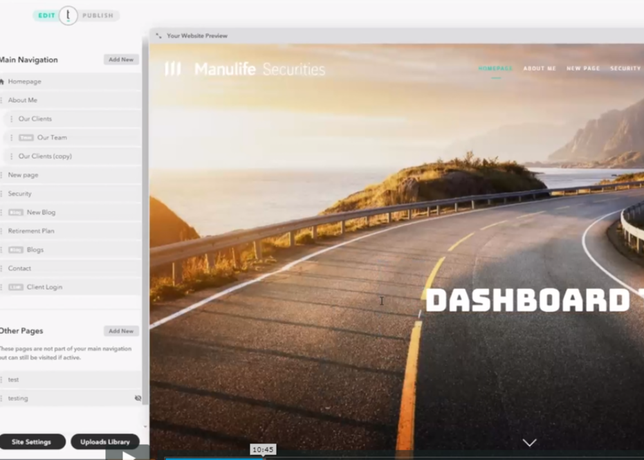 Full Dashboard Overview (50 min) Thumbnail
