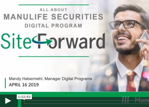 All About SiteForward Program Thumbnail