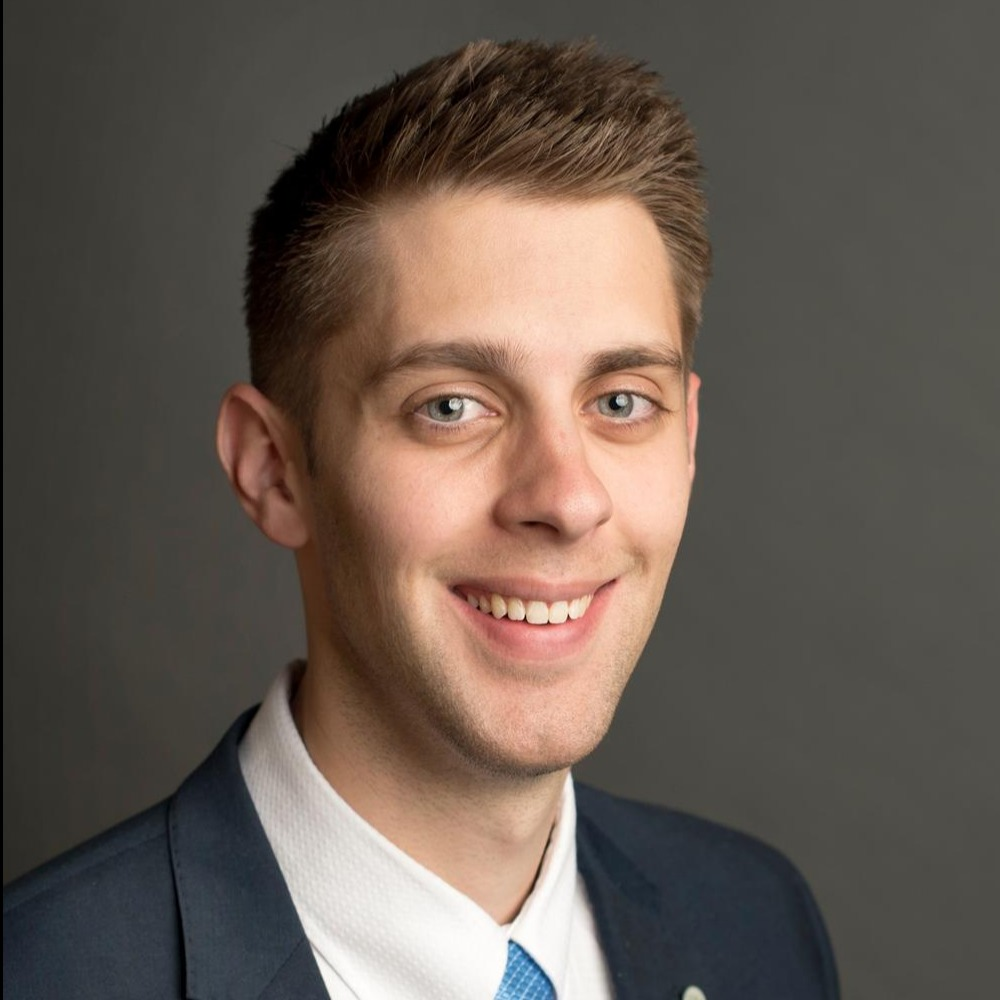 Trent Colledge, AFC®, CFP® Candidate Photo
