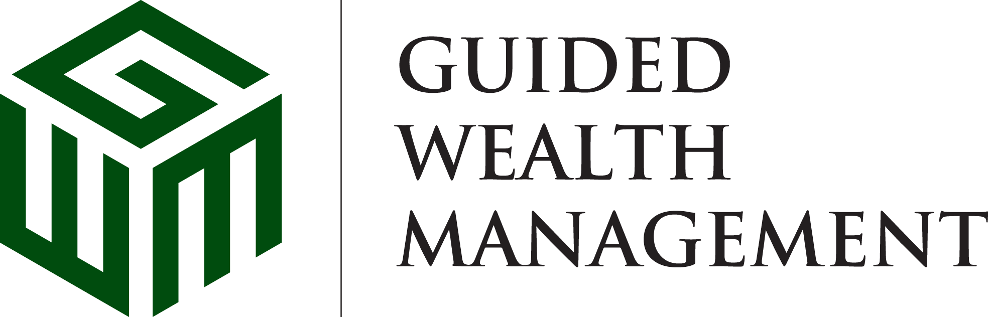 Logo for Guided Wealth Management | Oakville, ON