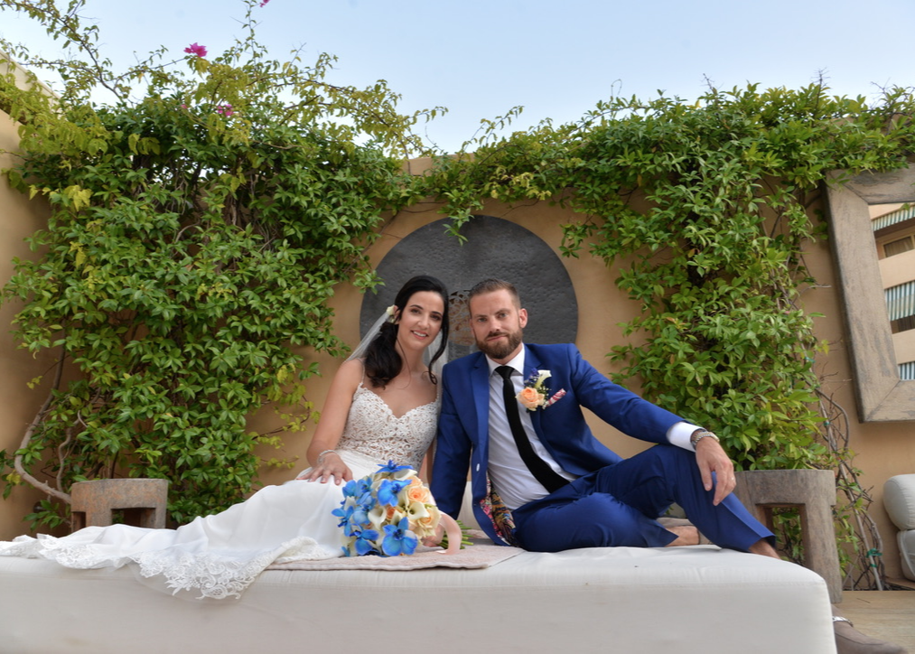 Michael Sanson and Sophie Sevastos married Sept 2nd 2018 @ Greece Thumbnail