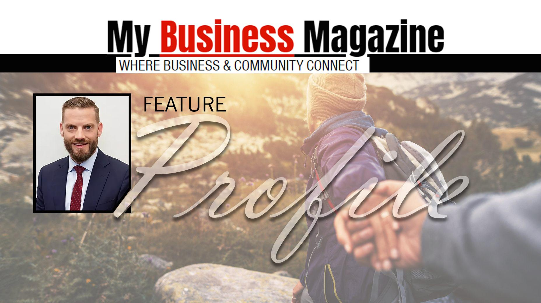 My Business Magazine: Feature profile of Michael Sanson* Thumbnail