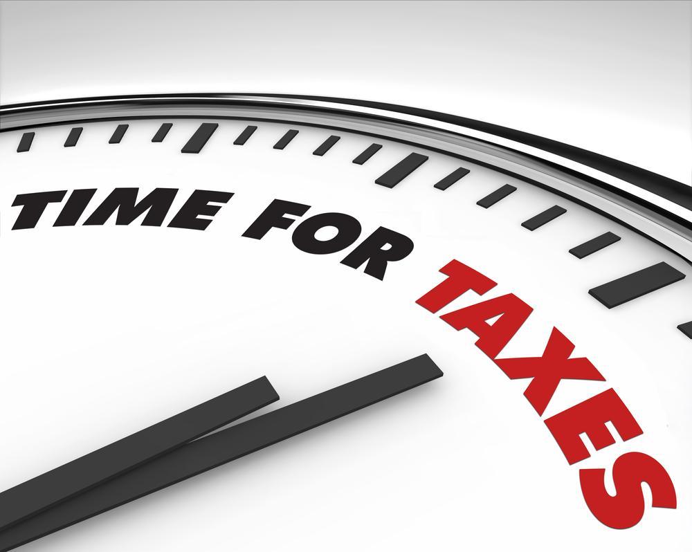 Tax Return Checklist Thumbnail