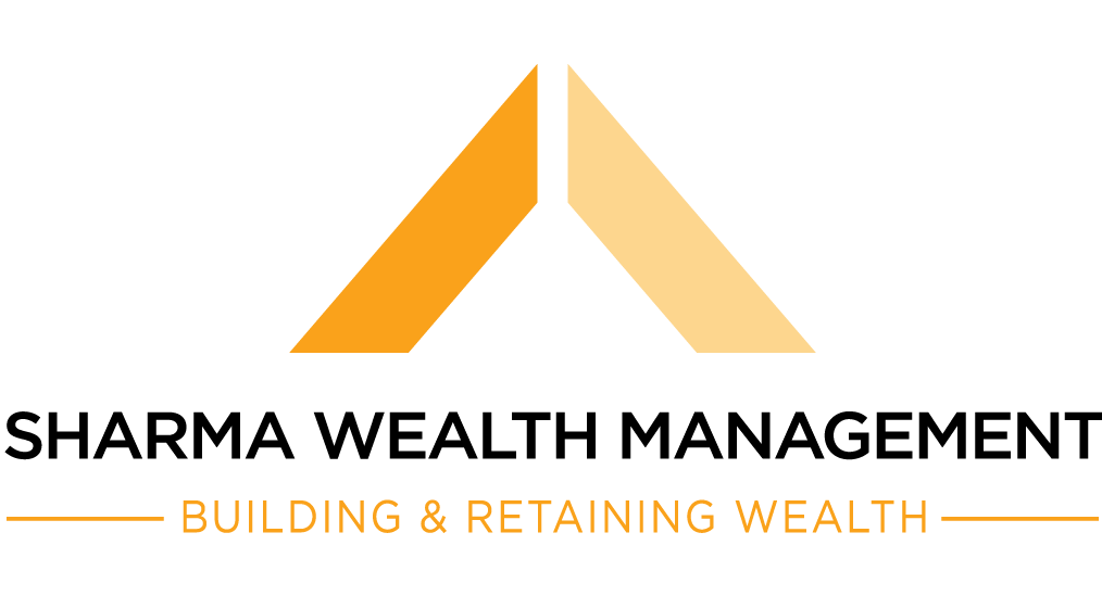Logo for Sharma Wealth Management