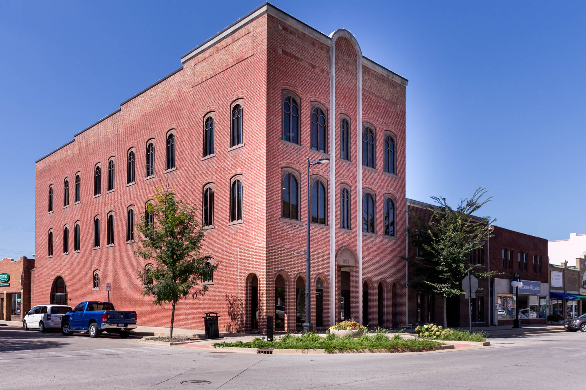 Pacesetter Financial Group's office location in the city of Lincoln located in Central Illinois.