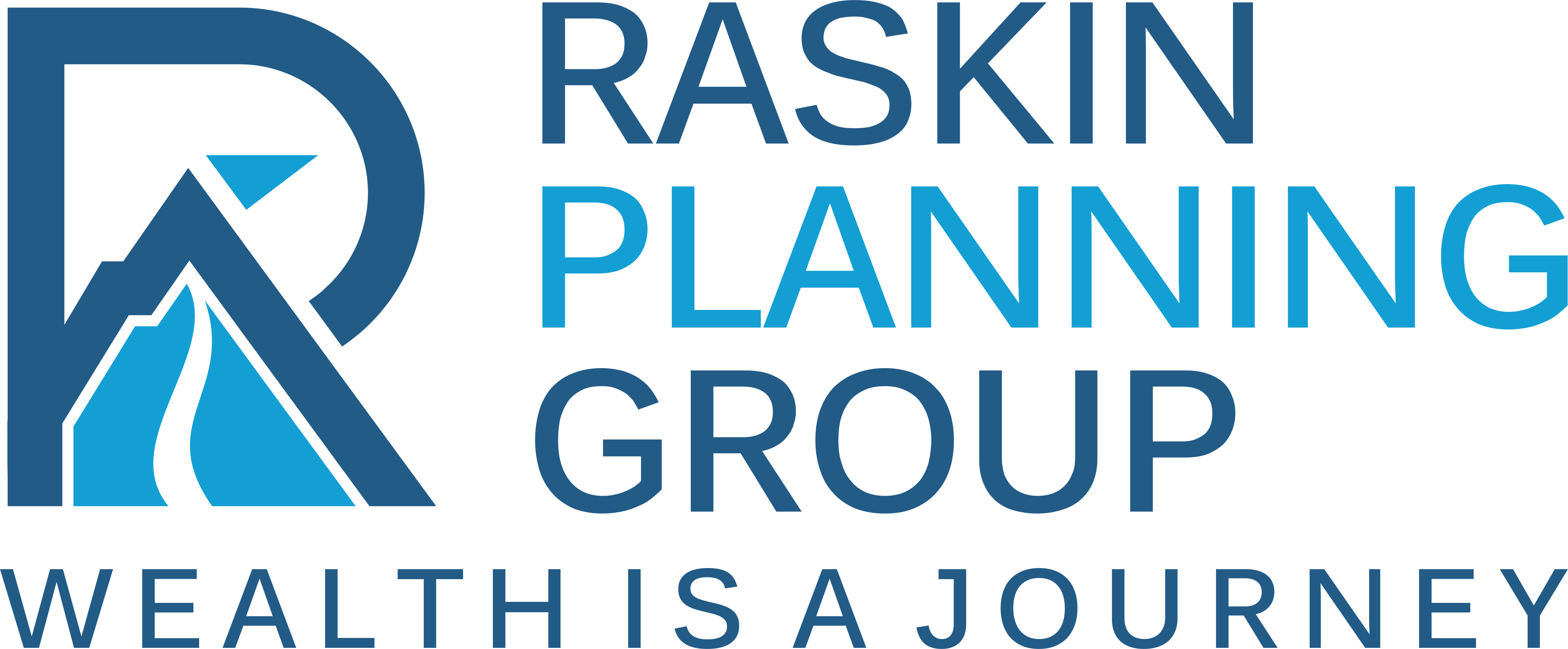 Logo for Raskin Planning Group