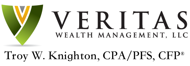 Logo for Veritas Wealth Management, LLC