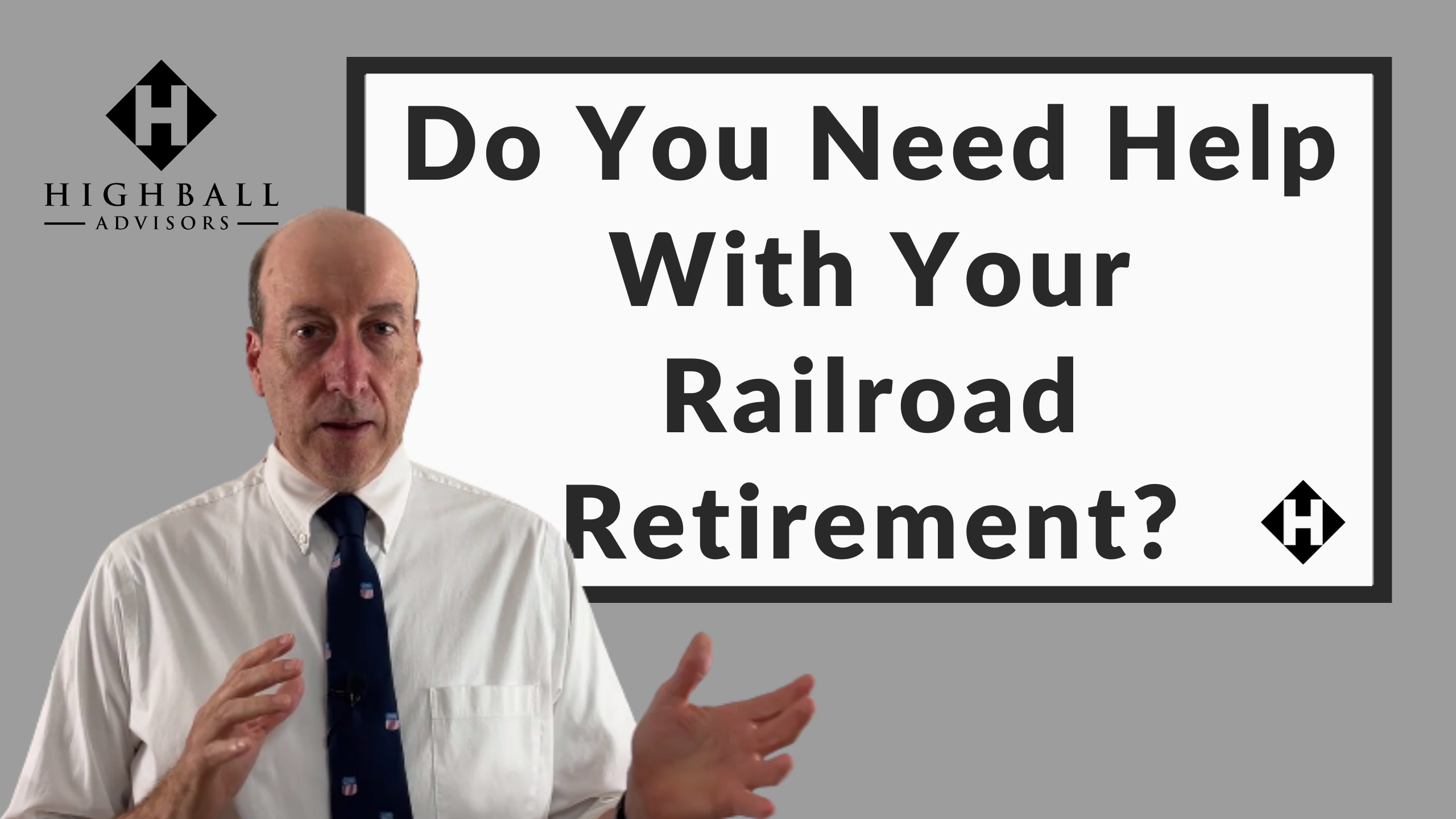 Do You Need Help With Your Railroad Retirement? Thumbnail