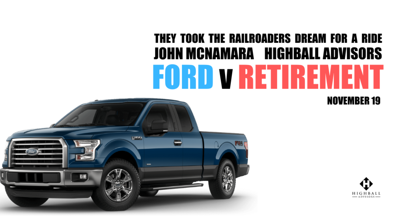 VIDEO: Ford v Retirement Thumbnail