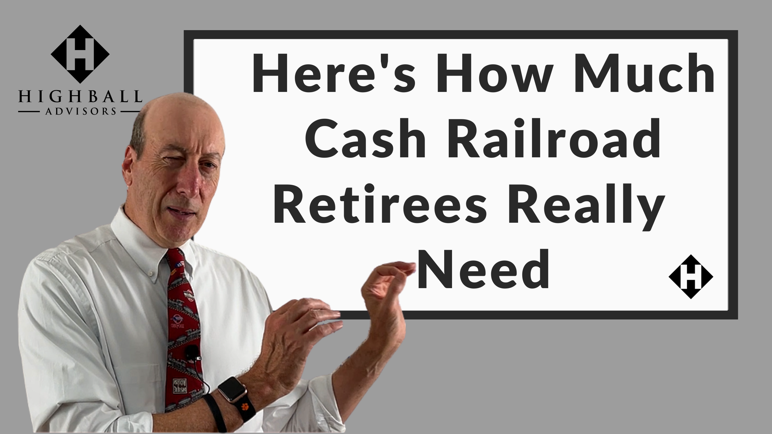 Here's How Much Cash Railroad Retirees Really Need Thumbnail