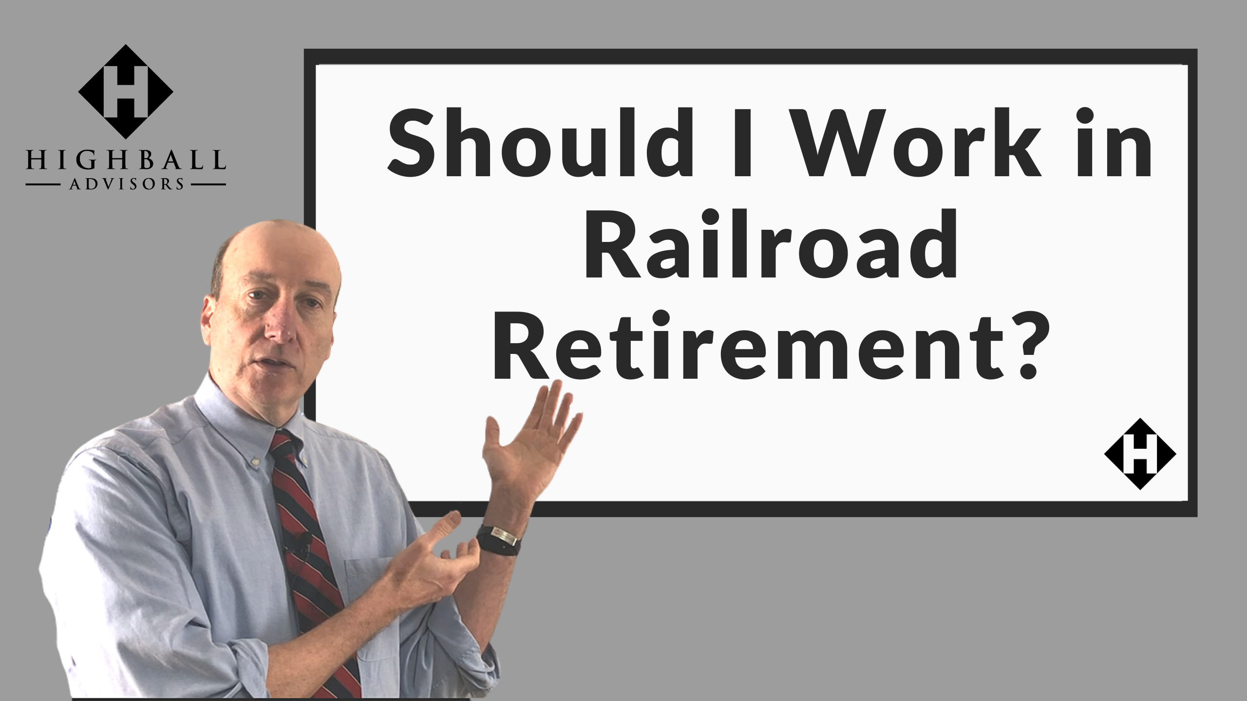 Should I Work in Railroad Retirement? Thumbnail