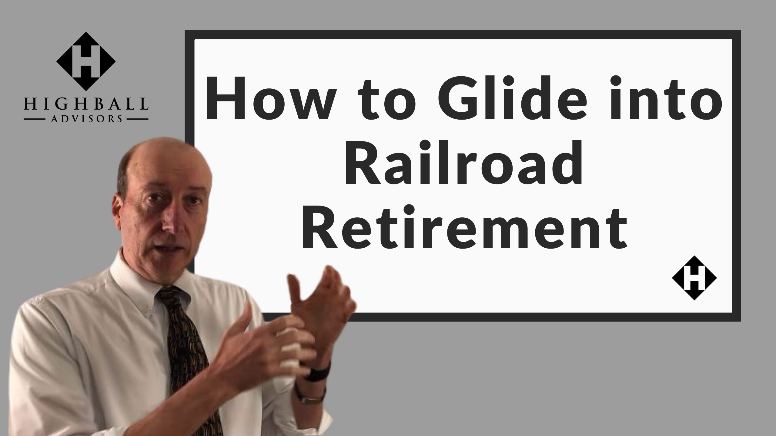 How to Glide into Railroad Retirement Thumbnail