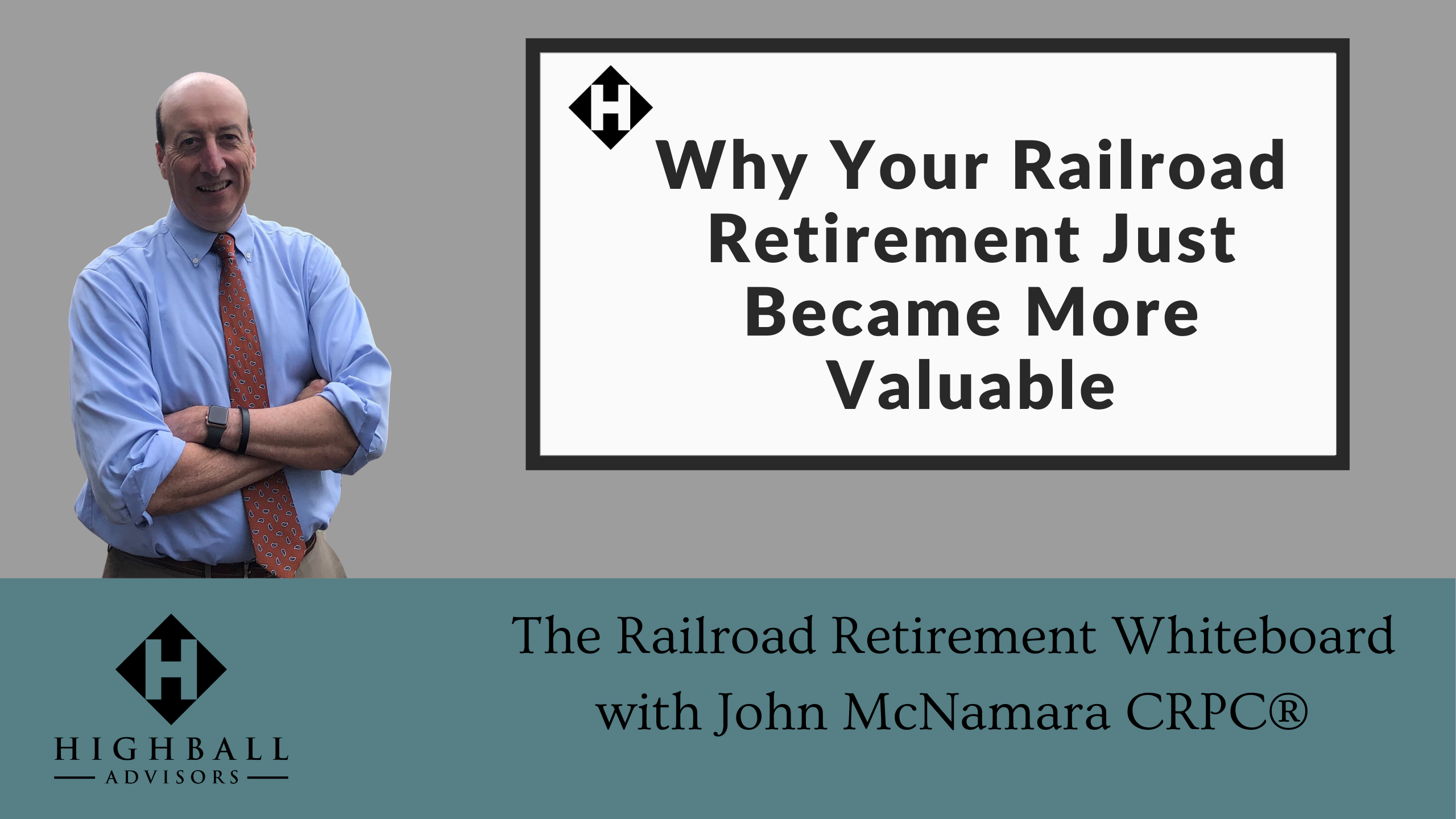 Why Your Railroad Retirement Just Became More Valuable Thumbnail
