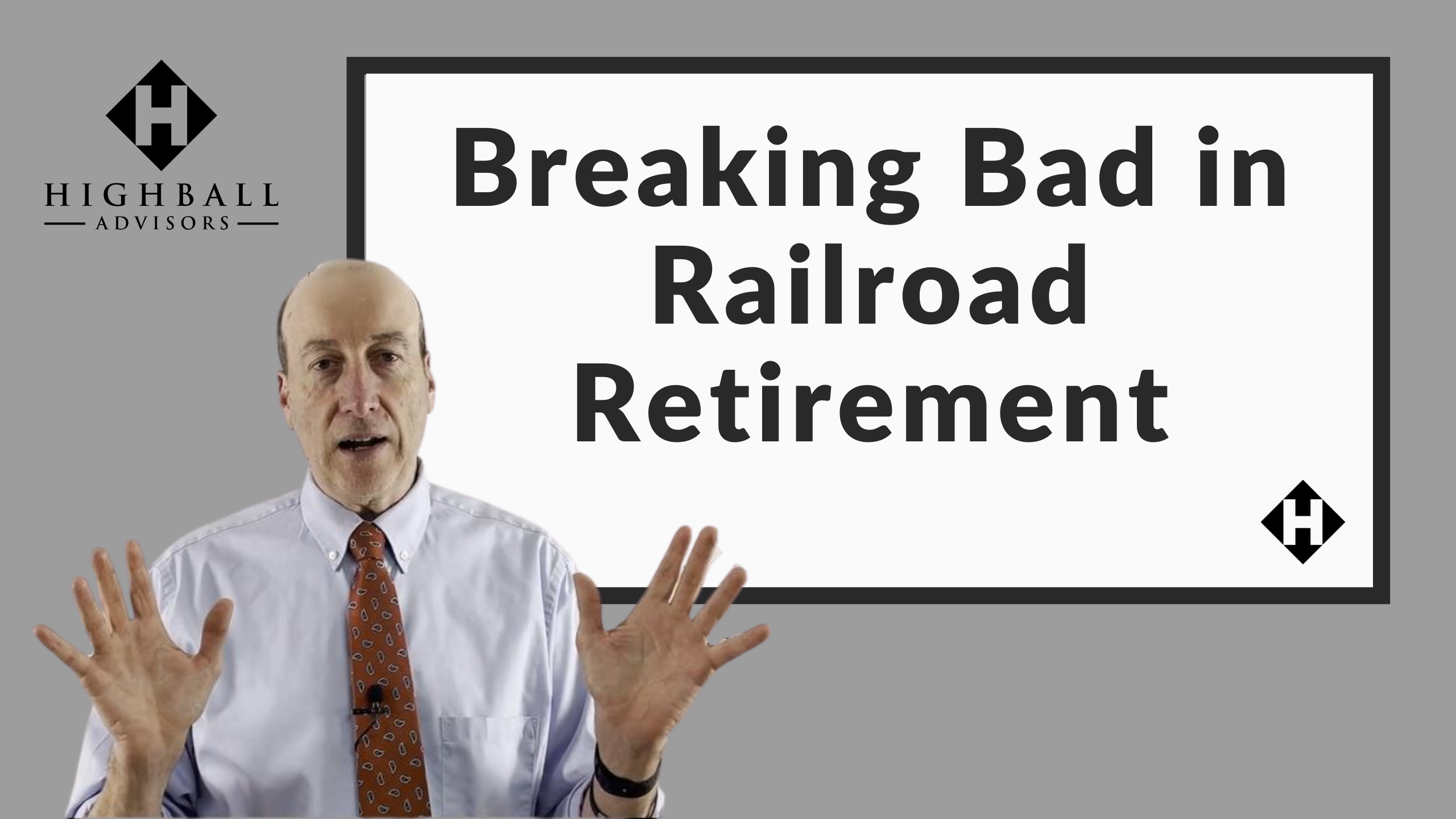 """Breaking Bad"" in Railroad Retirement Thumbnail"