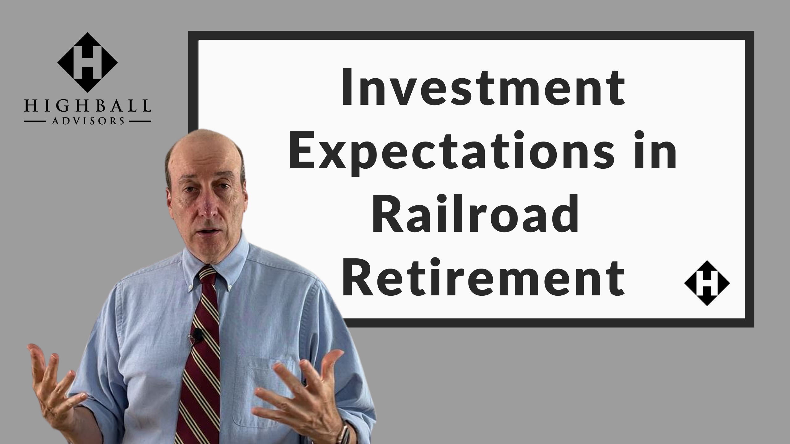 Investment Expectations in Railroad Retirement Thumbnail