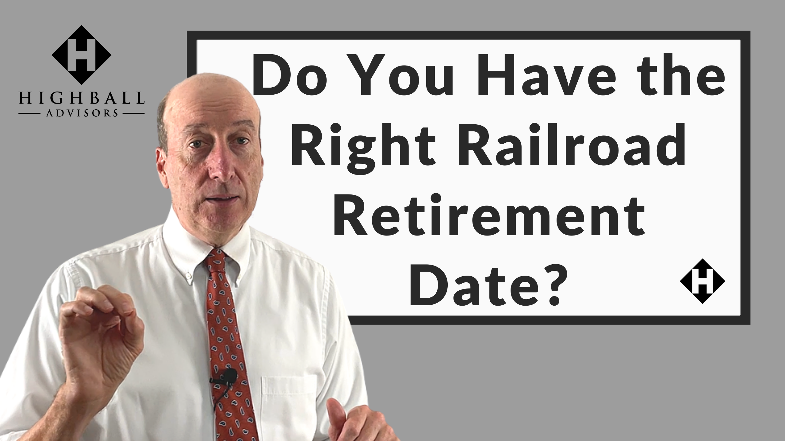 Do You Have the Right Railroad Retirement Date? Thumbnail