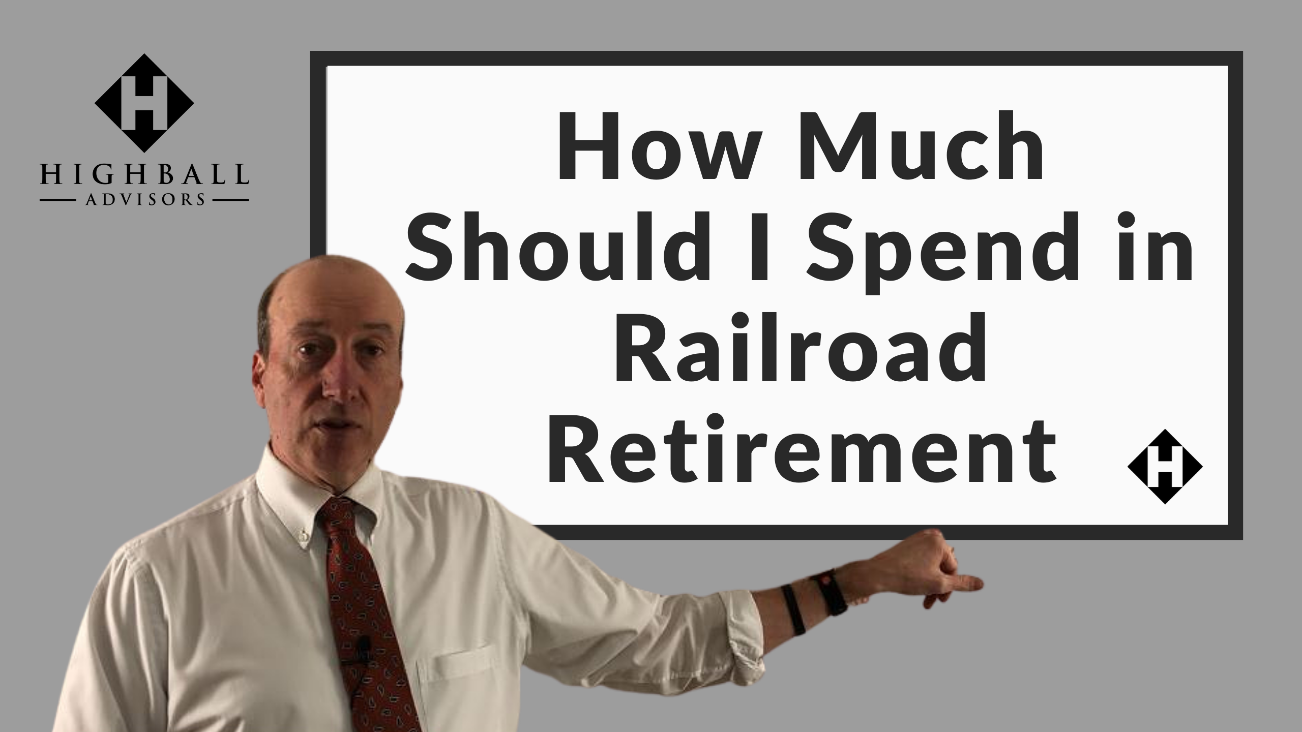 How Much Should I Spend in Railroad Retirement? Thumbnail