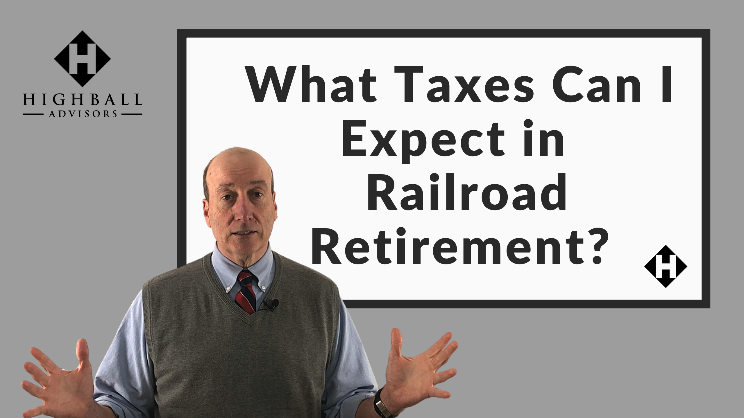 What Taxes Can I Expect in Railroad Retirement? Thumbnail