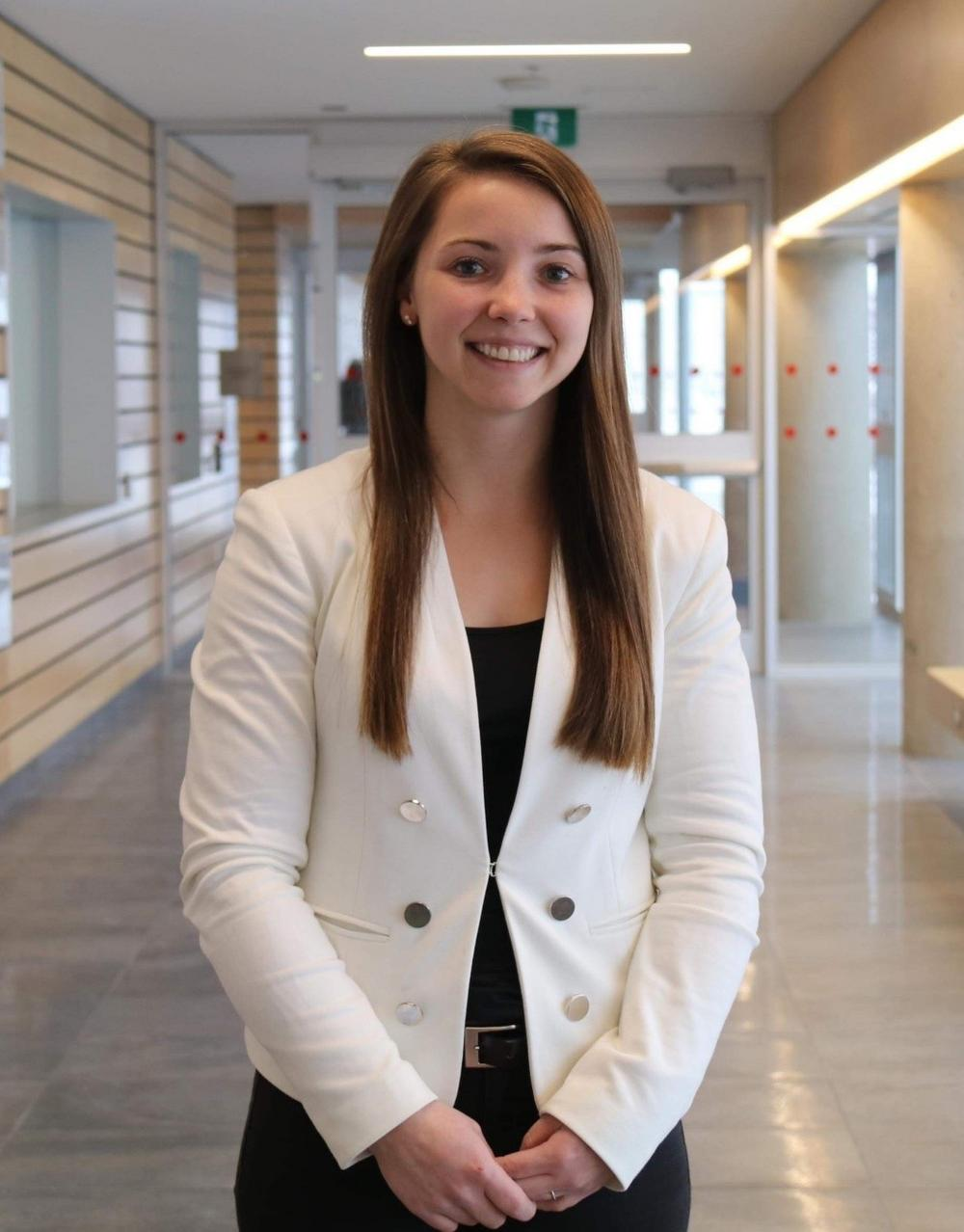 Pascale Lavergne-Giroux, MBA  Photo