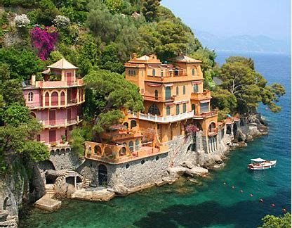 italian villa paid for by savings