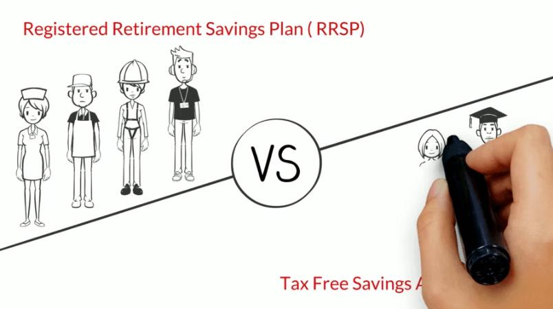 RRSP vs TFSA Thumbnail