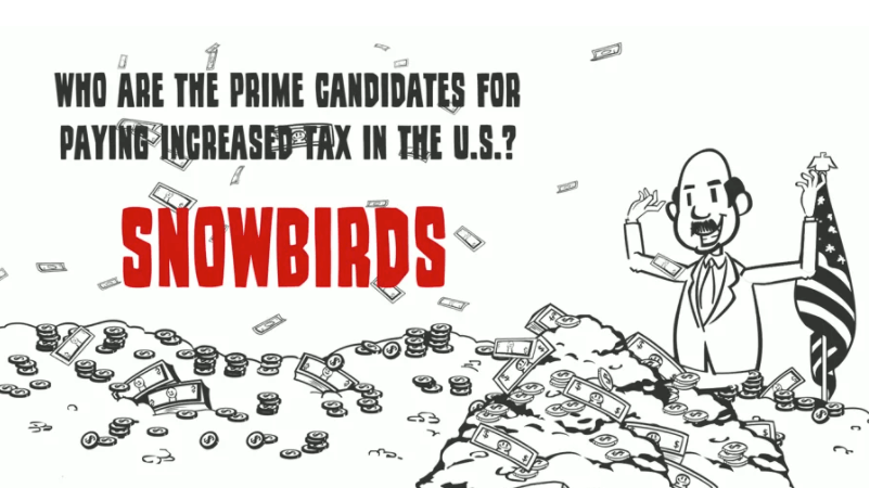 Snowbirds and U.S. Tax Thumbnail